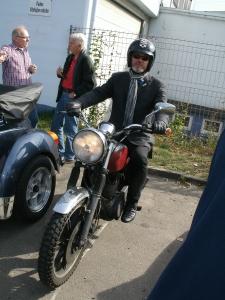 Gentlemans Ride Hamburg